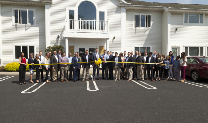 InSite Engineering - New Office Ribbon Cutting